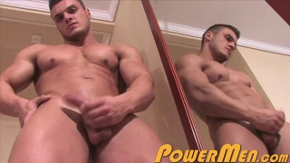 beefy muscle boy kevin conrad
