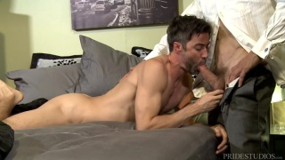 max throws a fuck into his lover before work