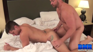 Dylan Saunders bottoms for Tyler Reed