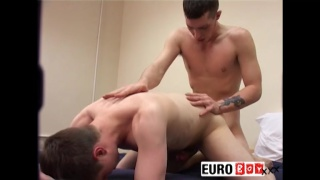 older lad tom likes breaking in first-timers