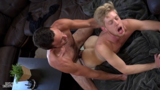 riley gets fucked raw for the second time