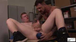 dylan ryder bottoms for rocco steele