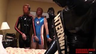 mister international rubber serves multiple top men