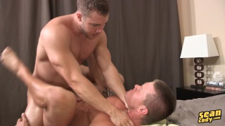 muscle hunks rusy and brody barebacking