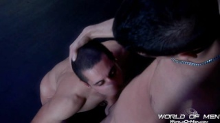 jamie stewart fucks Power bottom Beau Samuels