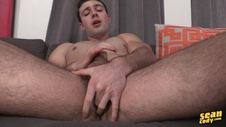 Anthonie debuts in first sean cody jack off