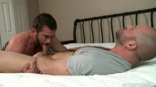 hairy daddies fucking on moving day