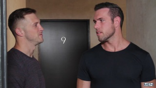 Alex Mecum falls for guy on hookup app