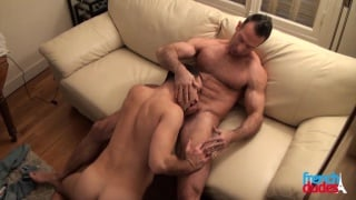 Antonio Ferarri loves malik pounding his ass
