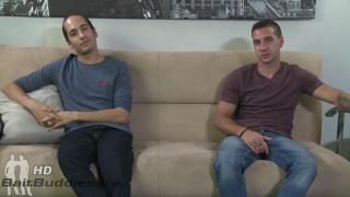 Dimitri Kane and Marc Antoine flip-flop fuck
