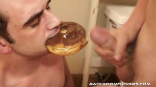 Danny McCoy can smell cum a mile away