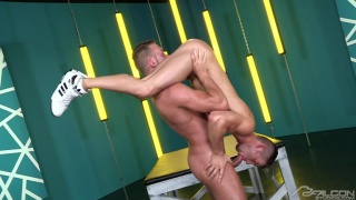standing 69 with Kyle Kash & Logan Moore