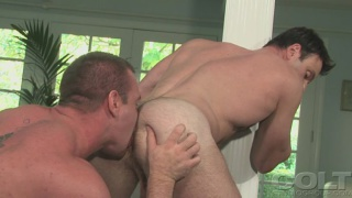 Ricky Parks and Mitch Branson fucking
