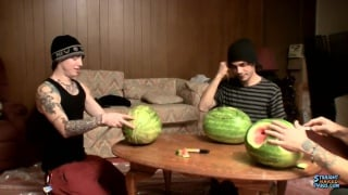 Have You Ever Fucked A Watermelon?