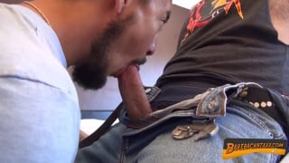 Furry fucker Kodah Filmore drills power bottom Cory Koons
