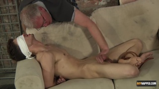 master refuses to let his boy unload