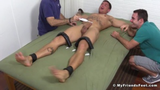 Sebastian Young Tied Up and Tickled