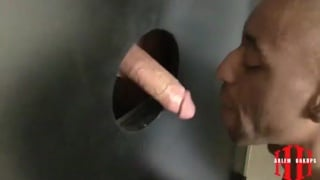 guy skips out on church to get his dick sucked