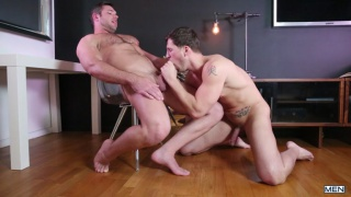 Alex Mecum and Roman Todd
