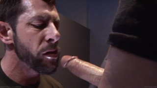 cum-hungry shane gets his creamy prize
