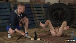 ashton bradley loves taking control of a helpless twink