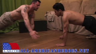 armond rizzo bottoms for sergeant miles