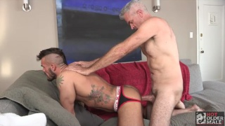 derek anthony bare fucks aarin asker