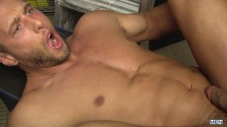 Colby Jansen ass fucks Rod Pederson