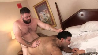 cute chubby cubs fuck in bed