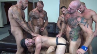six horny men bare bang alex mason