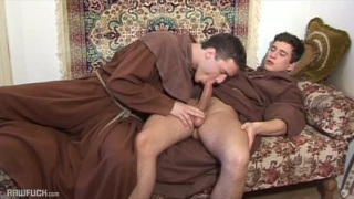 horny monks are at it again