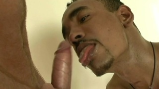 Caribbean Slut boy gets drilled hard