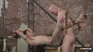 Timmy treasure restrained and left naked ...