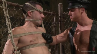 slave #002 serves master connor maguire