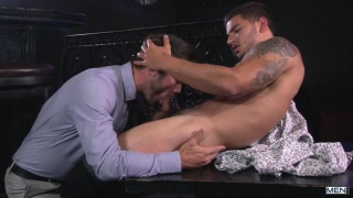 Vadim Black fucks Mike de Marko