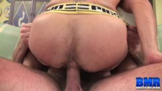 aarin asker rides luke harrington's 9-inch cock