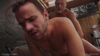 lukas cipriani has a Grandpa load-taking fetish