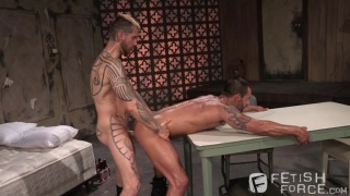 david benjamin deep throats logan mccree