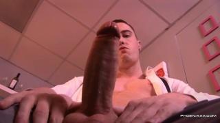 A Big Dick Jack Off For JP