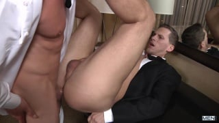 groom gets fucked minutes from getting married