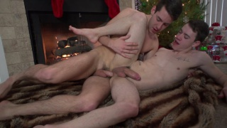 barebackers Lance Taylor and Zach Taylor fuck each other