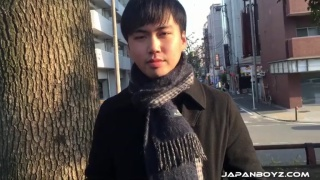 20-year-old straight japanese college student