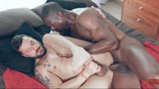 black hung top Titan drills david avila's ass