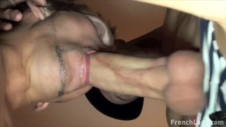 twink bottom gets a really hefty workover from his merciless top