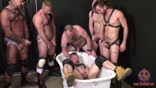 Daddies and Piss Boys at Dark Alley