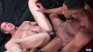 Alex Mecum gets fucked by Noah Donovan