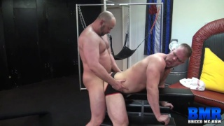 Tyler Reed fucks Bryan Knight in the gym