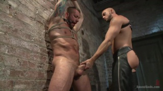 hugh hunter subs in jessie colter's dungeon