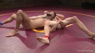 rikk york and zane anders wrestling naked