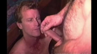 married men suck each other off